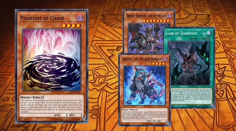 Lair of darkness fun deck