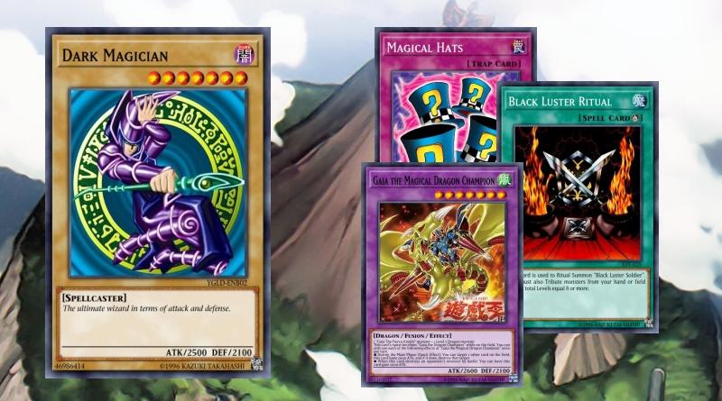 Yugi Muto's Upgraded Duelist Kingdom Inspired Character Deck