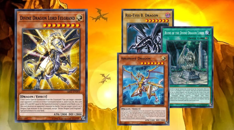 Yugioh dragon lord of thunder etco fr025
