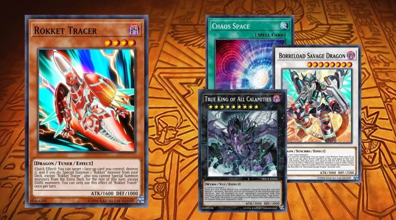 Dragon Link NEW 1.5 Card Combo! ft. VFD POST Banlist