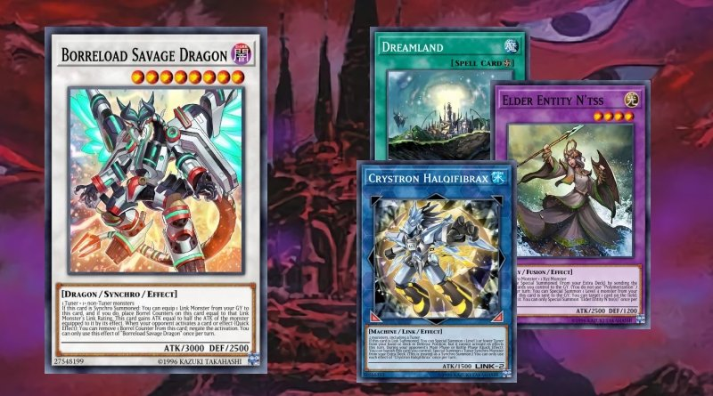 Entity Deck- Uses Banned Cards