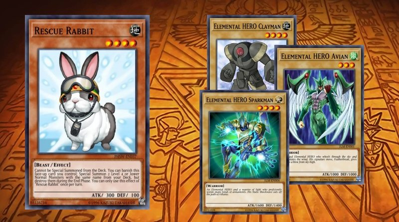 Bunny HEROs - YGOPRODECK