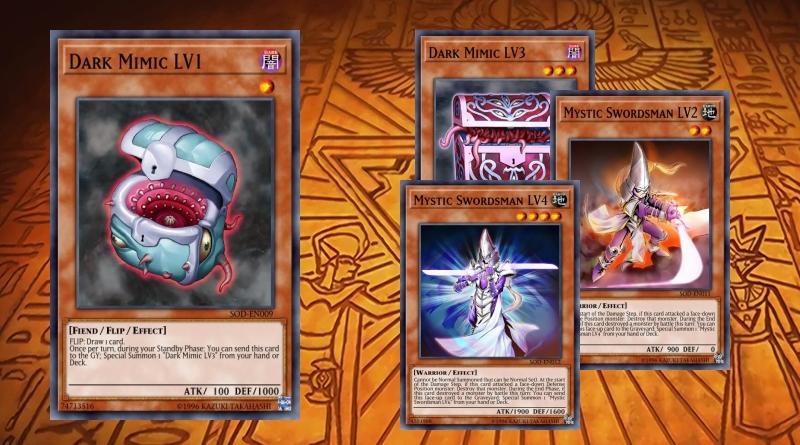 mystic swordsman deck, (how I wanted supports)