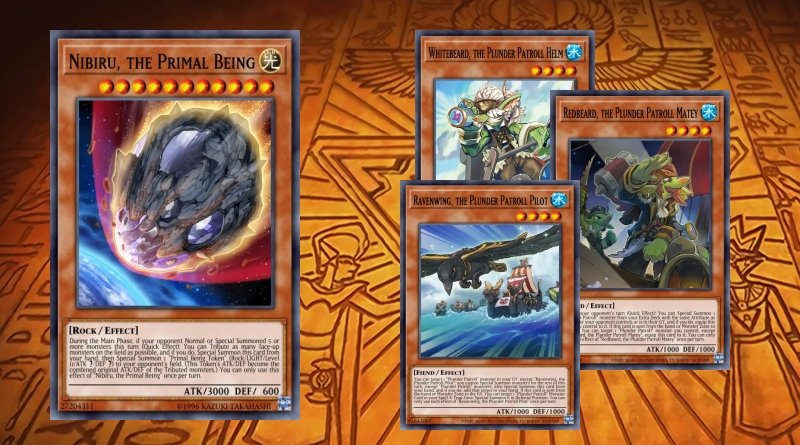 YuGiOh ETCO Budget 15 Cards Plunder Patroll Deck Support Bundle 1st
