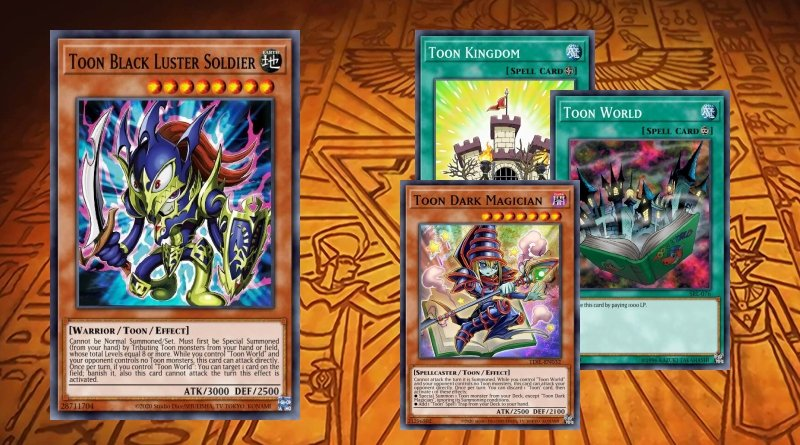 The Definitive Toon Deck 2021