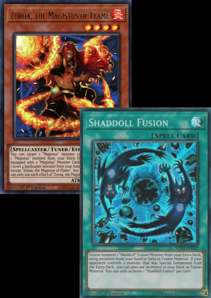 Zoroa - Shaddoll Fusion